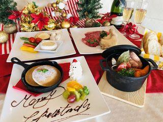 クリスマスBBQ.JPG